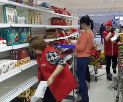 Рабочий в магазин