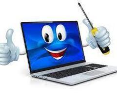 Ремонт компьютеров и ноутбуков, прошивка телефонов