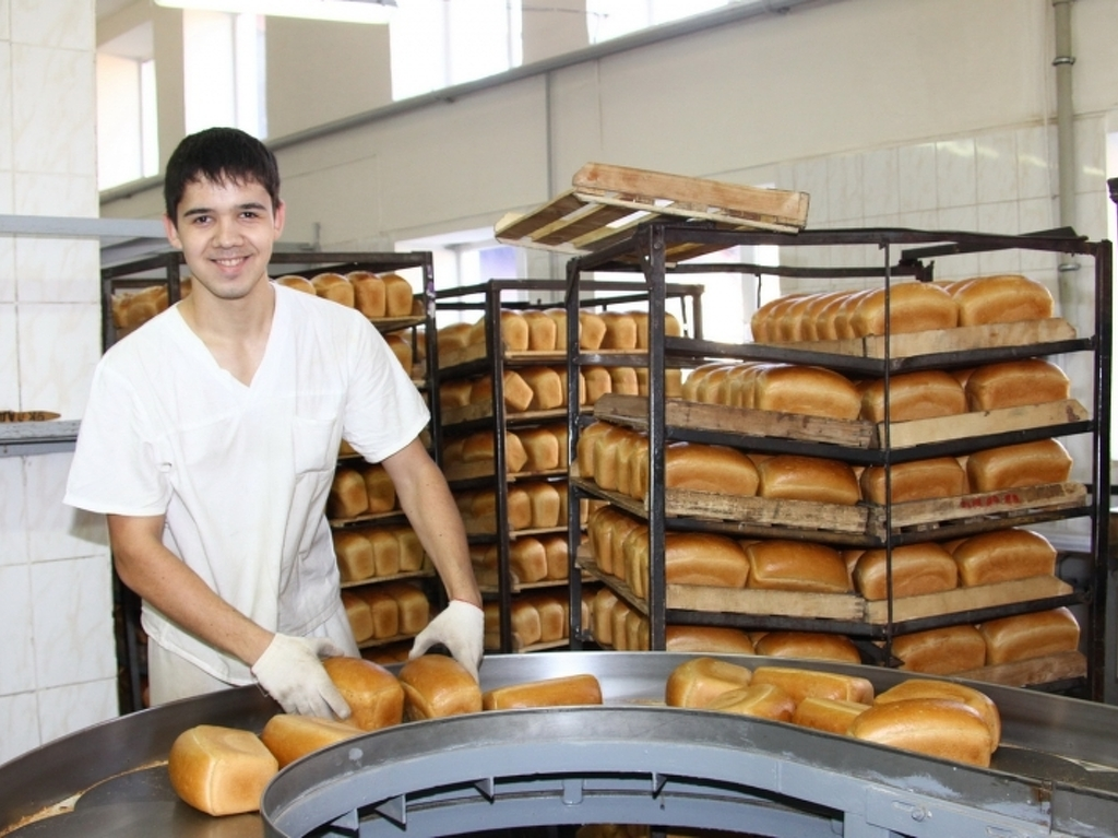 Хлеб заводко упаковщиктер керек - 1