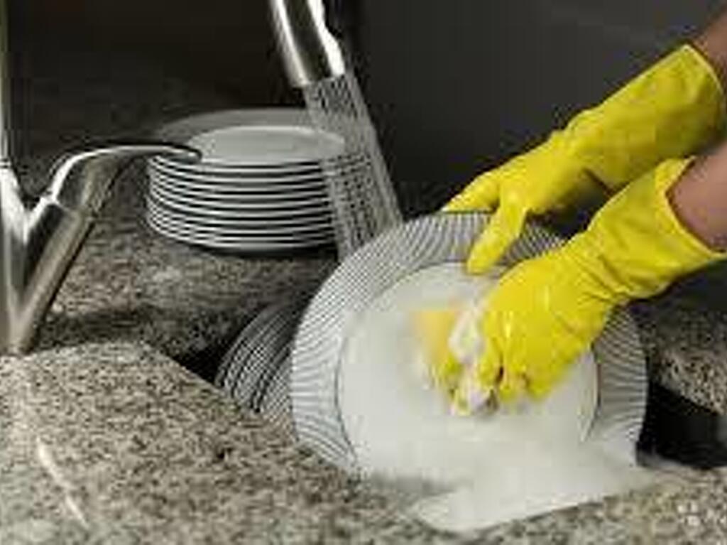 Мойщик посуды - разнорабочий - 1