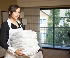 Уборка номеров в отеле