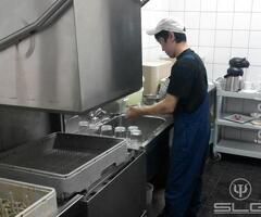 Кух работник-посудомойщик