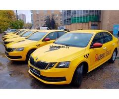 Водитель такси без залога