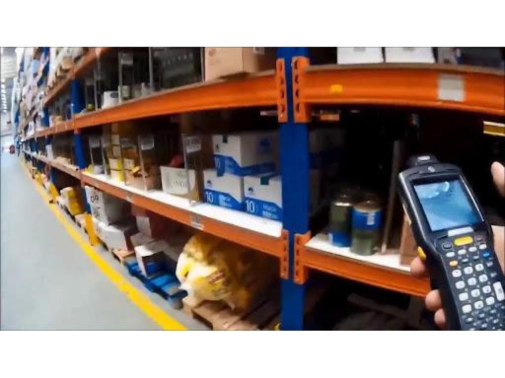 Комплектовщик на склад (продукты) - 1