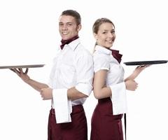 Требуются Официанты без опыта