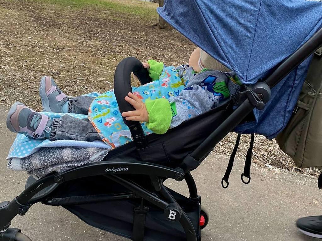 Продаю абсолютно новую коляску BabyTime за 2900р - 2