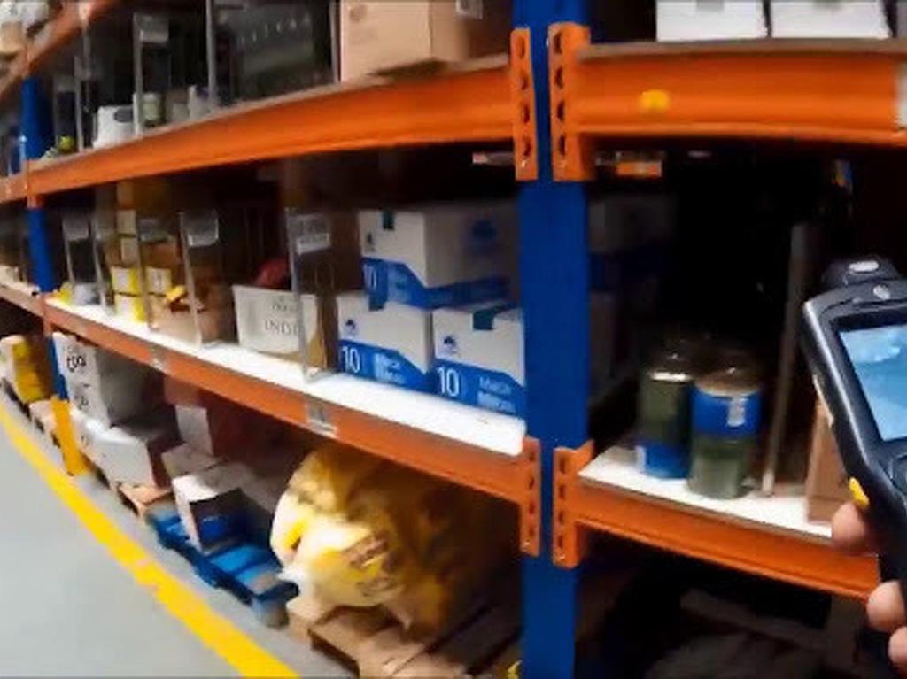 Комплектовщик на склад - (Продукты Питания - Только для Мужчин) ! - 1