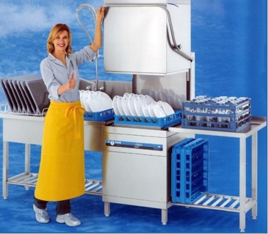 Посудомойщица - уборщица - 1