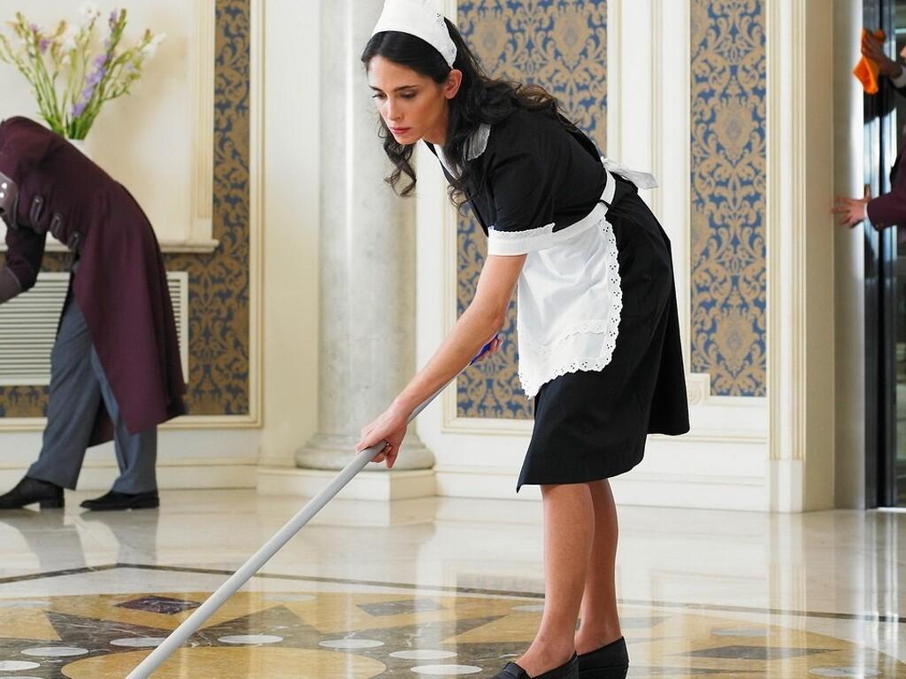 Уборщица НОЧЬ в отель без опыта - 1